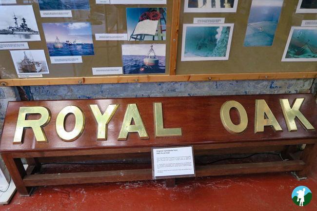 royal oak hoy day trip