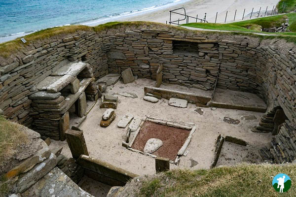 skara brae furniture orkney highlights