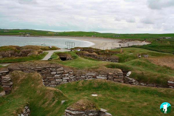 orkney highlights skara brae
