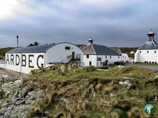 ardbeg scotland photo blog islay