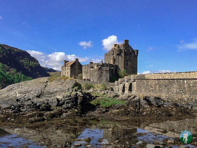 eilean donan scotland photo blog