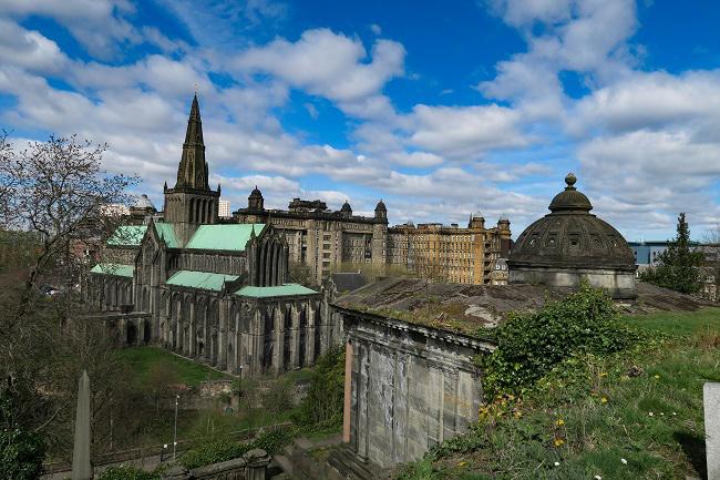 glasgow cathedral scotland photo blog