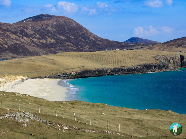 harris scotland photo blog beach