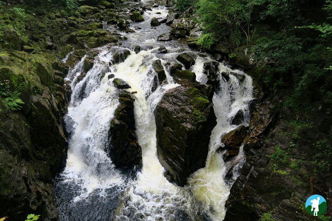 best of perthshire waterfall hermitage.