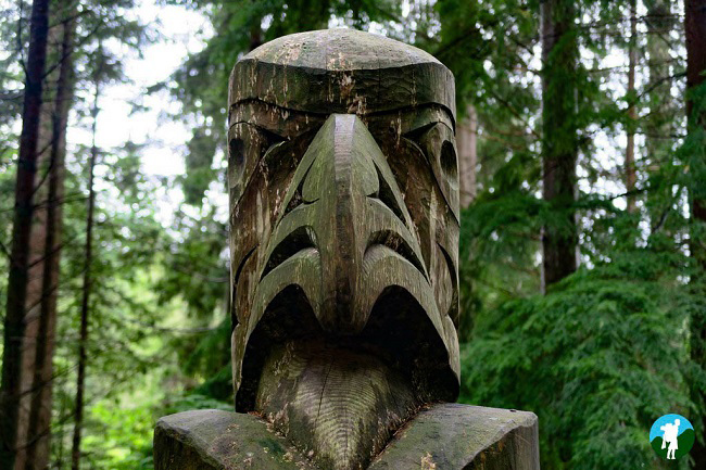 best of perthshire and totem poll hermitage.