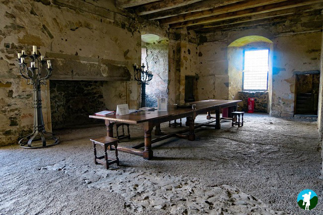 elcho castle dining hall perth