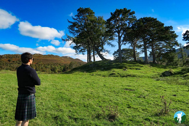 outlander blog craigh na dun location