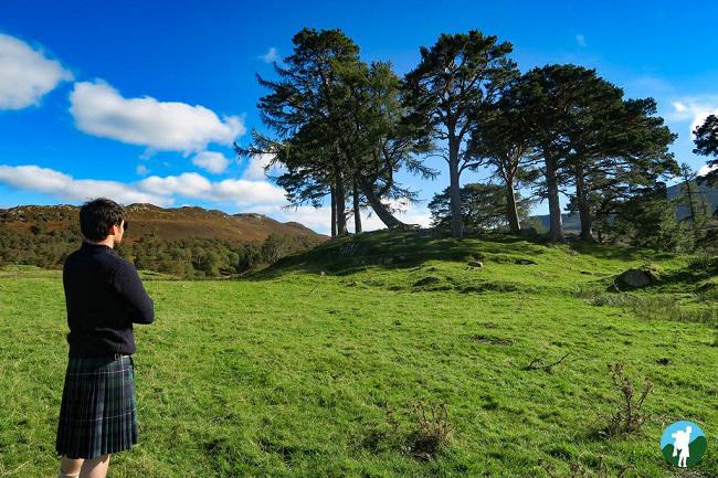 outlander blog craigh na dun location