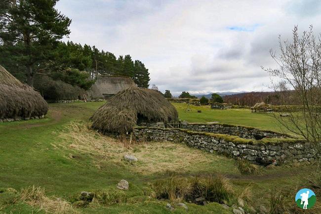 highland folk museum newtonmore cairngorms outlander