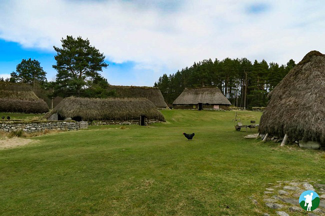 highland folk museum outlander filming location
