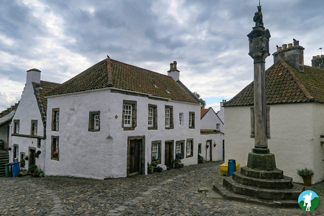 mercat cross culross outlander filming locations
