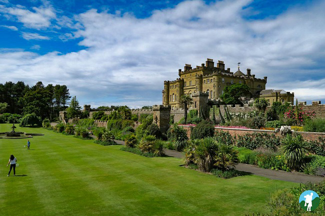 culzean threave scottish castles to visit