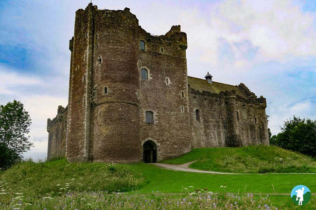 doune castle threave scottish castles to visit
