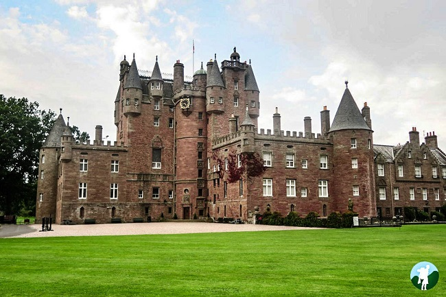 glamis castle angus threave scottish castles to visit