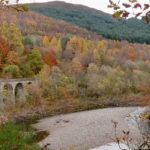 killiecrankie view autumn big tree country