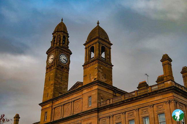 paisley town hall reasons to visit