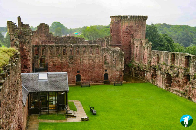 bothwell threave scottish castles to visit