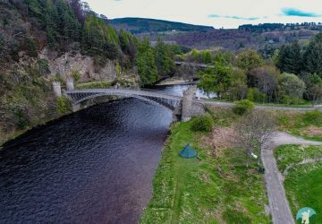 craigellachie bridge spirit of speyside whisky festival