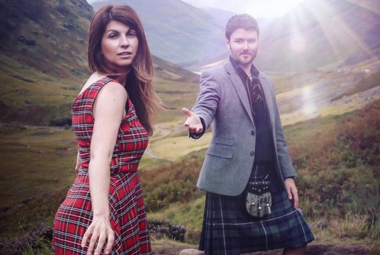 outlander filming locations challenge