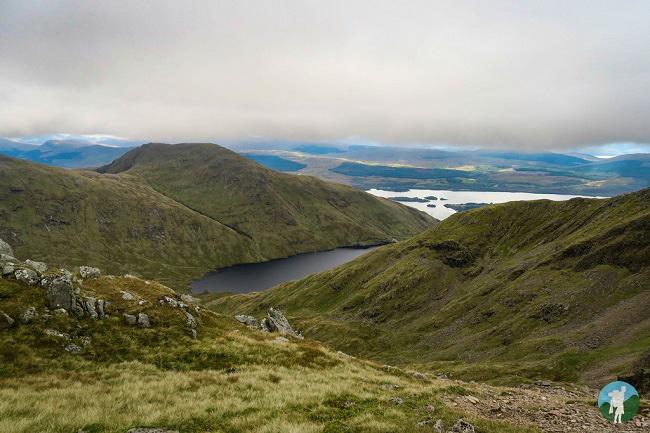 cruachan reservoir argyll road trip scotland