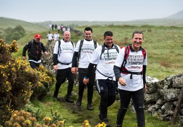 cateran yomp charity long distance walk