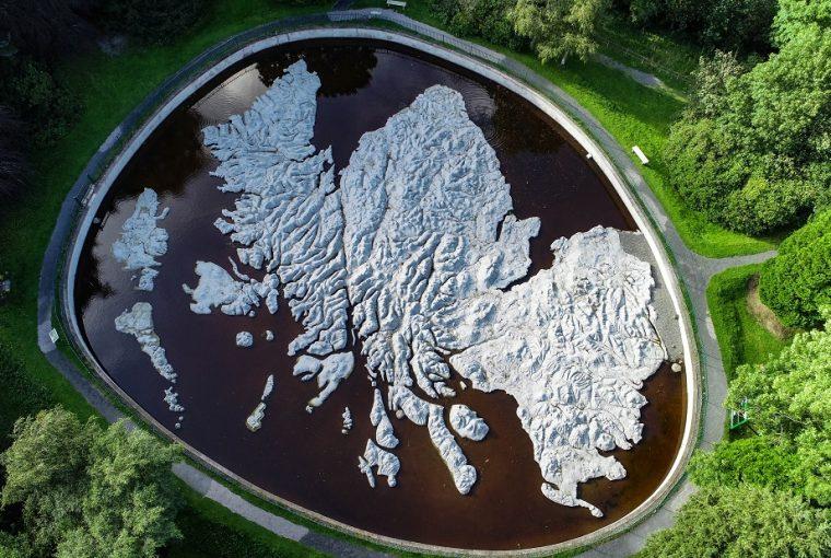 polish map scotland