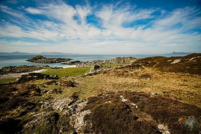 rhu beach arisaig scotland